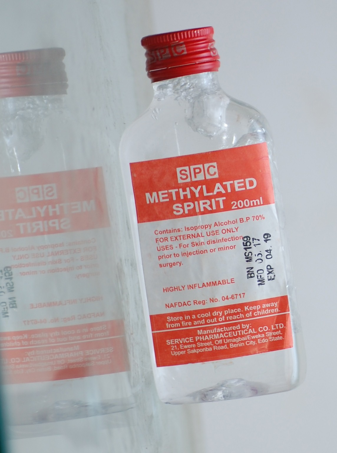 Methylated Spirit (200ML)